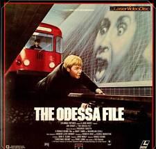 EXTENDED PLAY LASERDISC LASER VIDEODISC THE ODESSA FILE 2 DISC SET