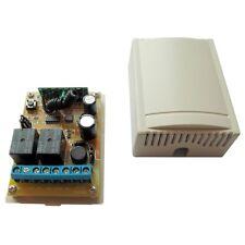 2-Kanal Torsteuerung  Schiebetor Flügeltor Funksteuerung 12-24V    wifi   WLAN
