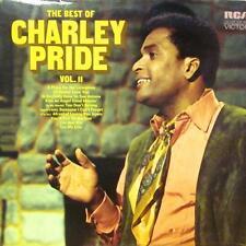 Charley Pride(Vinyl LP)The Best Of Vol. 2-RCA-LSA 3105-UK-VG/VG+