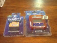 Buzztime Head-On Challenge Sports Handheld Wireless Game Trivia New