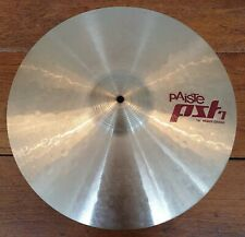 "Paiste PST7 18"" Heavy Crash Cymbal"