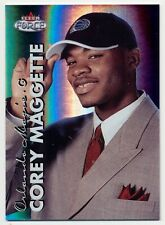 1999-00 Fleer Force COREY MAGGETTE Forcefield Rookie Rare SP RC Pistons #/100