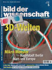 Bild der Wissenschaft Heft 5 1999 50 Jahre Forschung in Deutschland