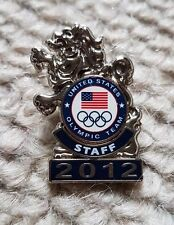 USA OLYMPIC TEAM Pin Badge-personale