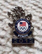 USA Olympic team pin badge - Staff
