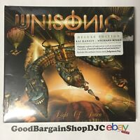 Unisonic - Light of Dawn (Deluxe Editon) (CD, 2014) *New & Sealed*