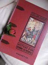 ERCKMANN- CHATRIAN : HISTOIRE D' UN HOMME DU PEUPLE 1948