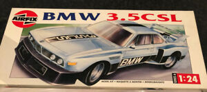 Kit 1:24 Airfix BMW 3.5 CSL