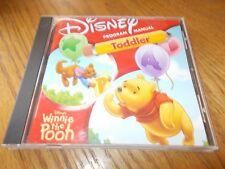 Disney Program Manual-Toddler/Winnie The Pooh D-Rom