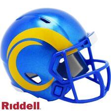 LA Rams Riddell Pocket Pro Mini Football Helmet - New in Package 2020 Logo