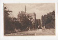 Church Of St Philip Neri Arundel Vintage Postcard 750a