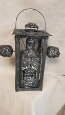 Jack Daniels 3 Liter - Geschenkset. 1 Flasche, Gläser& Laterne.