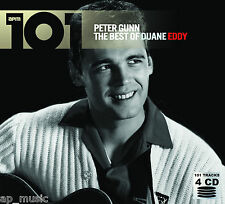 101 - Peter Gunn - The Best Of Duane Eddy (4CD Box Set)