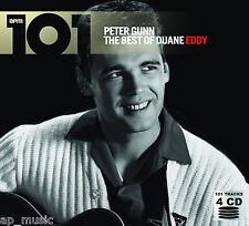 101 - Peter Gunn - The Best Of Duane Eddy (4CD Box Set)