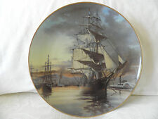THE GREAT CLIPPER SHIPS COLLECTORS PLATE - 'FLYING CLOUD' 1981