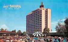 LAS VEGAS NV SAHARA HOTEL/CASINO SWIMMING POOL CHROME P/C