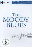 The Moody Blues - Live at Montreux 1991 (+ Audio-CD) [2 DVDs]
