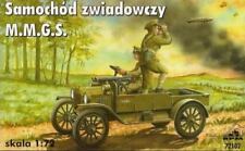 FORD T M.M.G.S. - BRITISH SCOUT CAR 1/72 RPM panzer