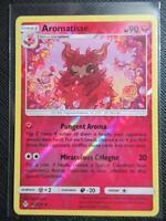 Aromatisse 142/214 | Reverse Holo Rare - Unbroken Bonds | Pokemon Card Mint