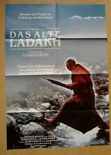 (P448) Orig. Kinopl. Clemens Kuby's DAS ALTE LADAKH - Tibet