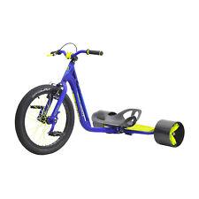 Triad Pro Drift Trike UNDERWORLD 3-bleu/jaune fluo