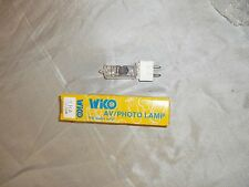 LOT OF 2 WIKO AV EHA 120V 500W Kodak Slide Universal Projector New Bulb Halogen