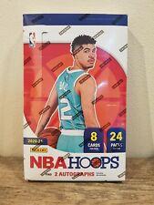 Panini Hoops Basketball NBA 2020-21 Hobby Box - 24 packs per box
