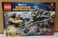 LEGO 76003 DC Universe SUPERMAN BATTLE OF SMALLVILLE Boxed Set w/ Zod Tor-an etc