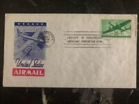 1941 Baltimore USA First Day Cover FDC American Philatelic Society Station B