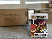 Funko POP! The Flash Glow in the Dark (GITD) #1101 Funko Shop Exclusive SOLD-OUT