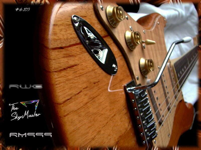 Raven West Guitar