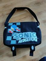 SONIC THE HEDGEHOG SHOULDER BAG - IMPACT INNOVATIONS - SEGA - RETRO SONIC MOVIE