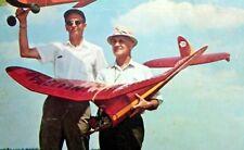"Vintage SAILPLANE PLANS for Carl Goldberg's famous 78"" OT FF Model Airplane"