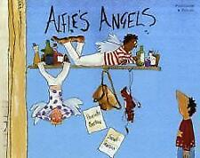 Henriette Barkow, Alfie's Angels in Portuguese and English, Very Good Book
