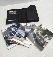 2006 BMW 3 Series Owners Manual Set 325i Sedan E90 Owner's Book OEM