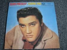 Elvis Presley-Loving You 10 inch LP-1985 France-Rock n Roll-RCA 130 251