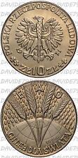 03096] POLONIA POLAND  POLSKA - 10 ZLOTYCH 1971 - FAO - PROBA - KM# Pr 187