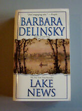 Lake News by Barbara Delinsky ( First Pocket Book Printing May 2000) First