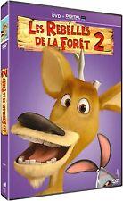"""DVD """" Les rebelles de la foret 2"""" -  NEUF SOUS BLISTER"""