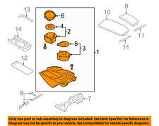 AUDI OEM 07-15 Q7 Front Center Console-Armrest Assembly 4L1864207N6PS