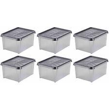 SmartStore 33L Aufbewahrungsbox - Grau