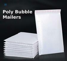 Any Size Poly Bubble Mailers Padded Envelopes Shipping Packaging Premium Bag