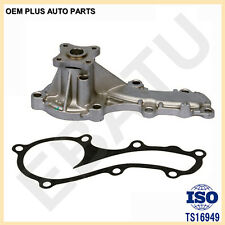 New Water Pump for 2000 2001 2002 2003 2004 2005 2006 Nissan Sentra L4-1.8L