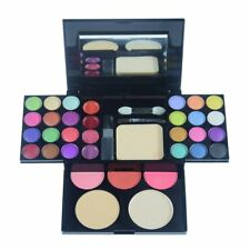 34 Colour Eyeshadow Eye Shadow Palette Makeup Kit Set Make Up Box with Mirror