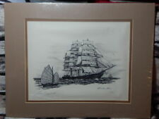 Dealer or Reseller Listed Vintage Art Drawings