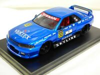 RARE 1/18 Jada Nissan Skyline GTR R32 Adjustable Stance Suspension Toy Car Neon