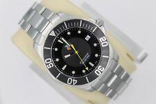 Tag Heuer WAB1110.BA0800 BLACK Aquaracer Watch Mens $2200 Professional 300M SS