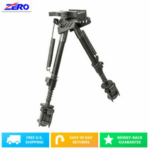 "Bipod 8.5""-11.0"" Keymod/M-LOK/Picatinny Rail Mounting System Notched Legs Spring"