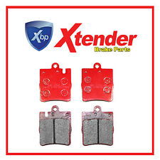MD873 Semi Metallic Rear Brake Pads Set For Mercedes Benz SLK280 SPORT SLK350