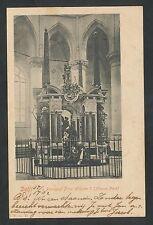 Delft  Praalgraf Prins Wilhelm I (Nieuwe Kerk)
